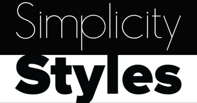 Simplicity Styles SS
